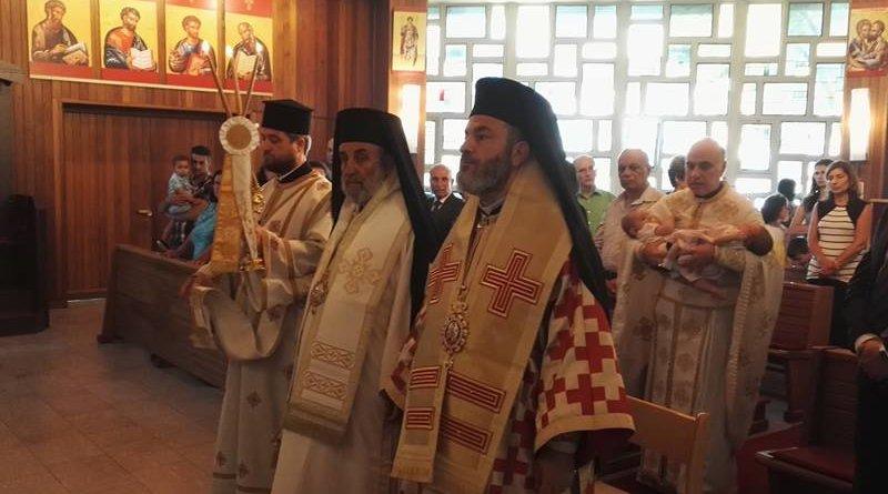 Bischof Moussa und Metropolit Issak feiern Gottesdienst in Osnabrück