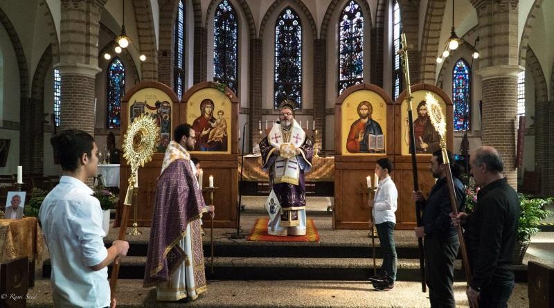 Liturgie in Amersfoort