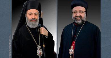 Der 5 Jahrestag der Entführung der Orthodoxen Bischöfe