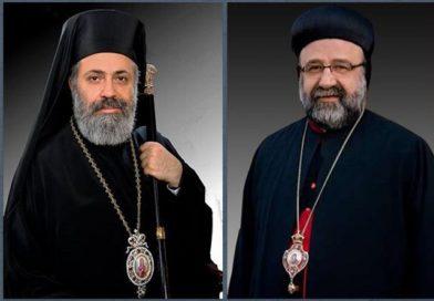 Gebet in Hilversum (NL) für die entführten Bischöfe Paulus und Johannes