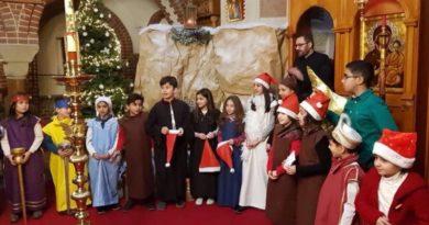 Weihnachtsfeier der Gemeinden