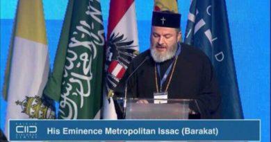 Metropolit Isaak: Glaube als Weg zum Aufbau einer Friedenskultur in müde gewordenen Welt