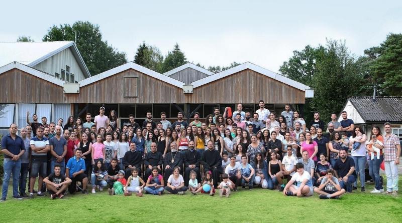Jugendcamp der Metropolie 2018 in Holland
