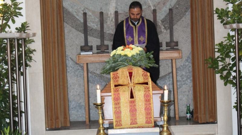 Kondolenz für verstorbenen Erzpriester Georgios Tüten