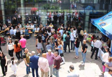 Gemeinde Wien feiert ihren Namenstag