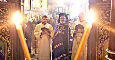 Adventsbesuch von Metropolit Isaak in Wien