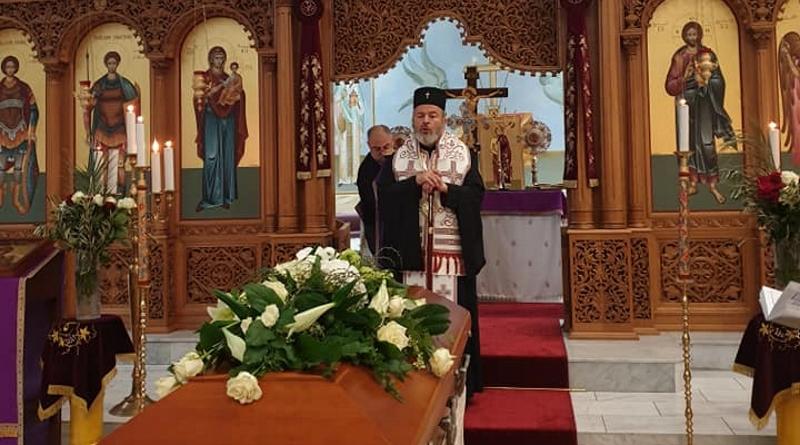 Abschied von † Archimandrit Sergios Barbé