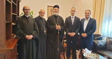 Besuch des türkischen Konsulats zum Al-Fitr Fest
