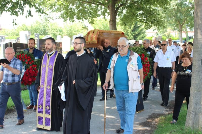 Erzpriester Georigios Tüten Anschied