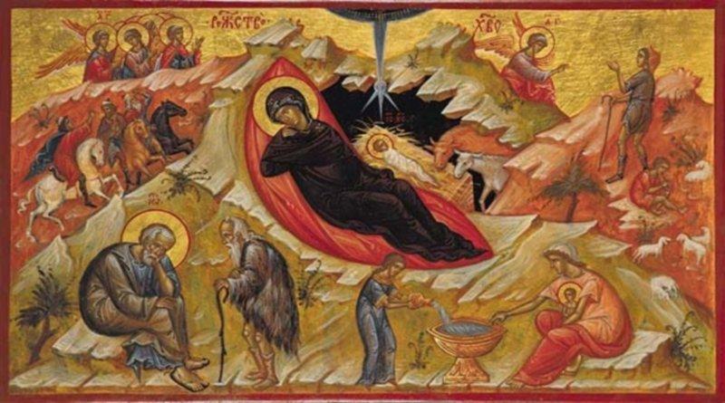 Die Weihnachtsbotschaft S. E. Metropolit Isaak