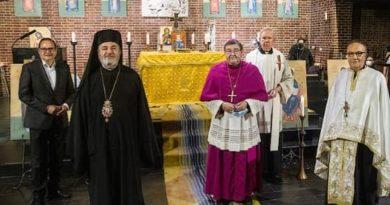 Die St. Josef von Damaskus Gemeinde in Essen übernimmt Essener Pax-Christi-Kirche