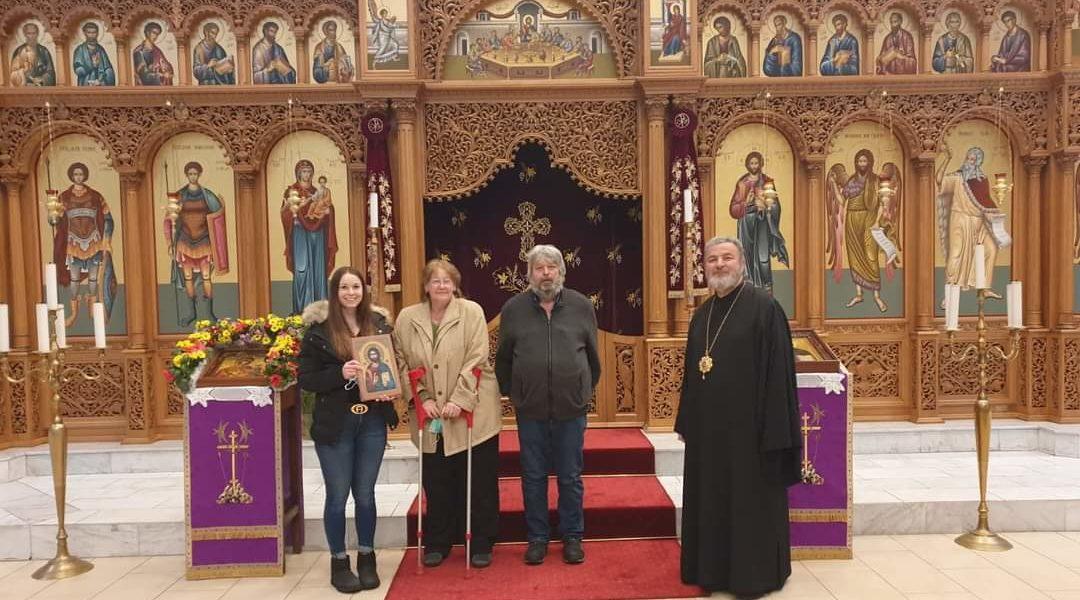 Treffen für unser neues Nonnenkloster und Zentrum des Patriarchen Ignatius IV