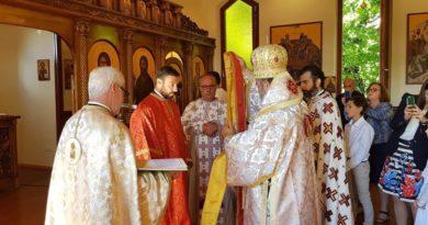 Bruder George Murad zum Diakon geweiht